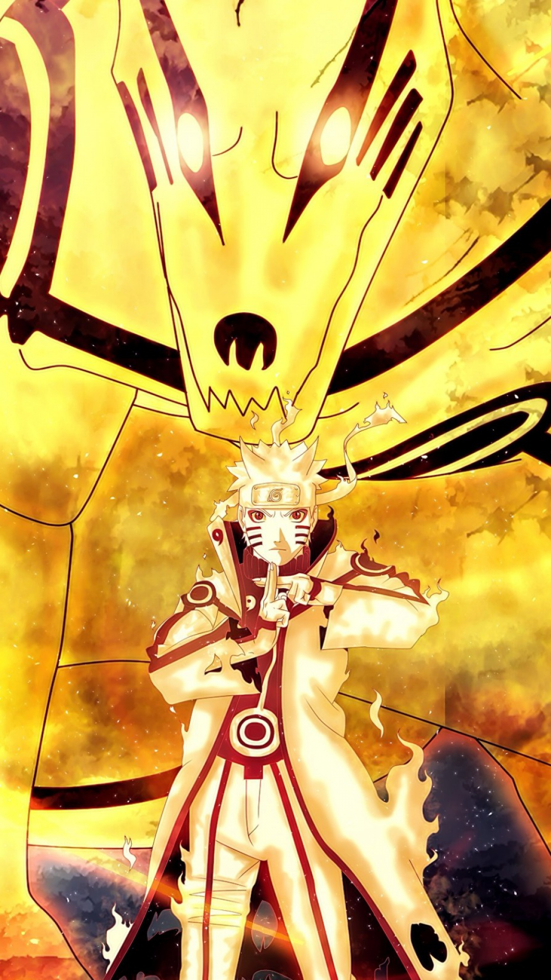 HD Naruto Iphone Wallpaper