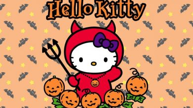 Photo of Hello Kitty Halloween Wallpapers