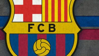 Photo of Barcelona Logo Iphone Wallpaper
