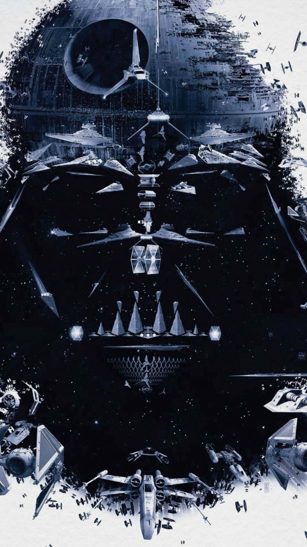 Star Wars Phone Wallpaper Airwallpaper Com